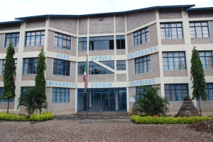 Hope Africa University-Academic Building